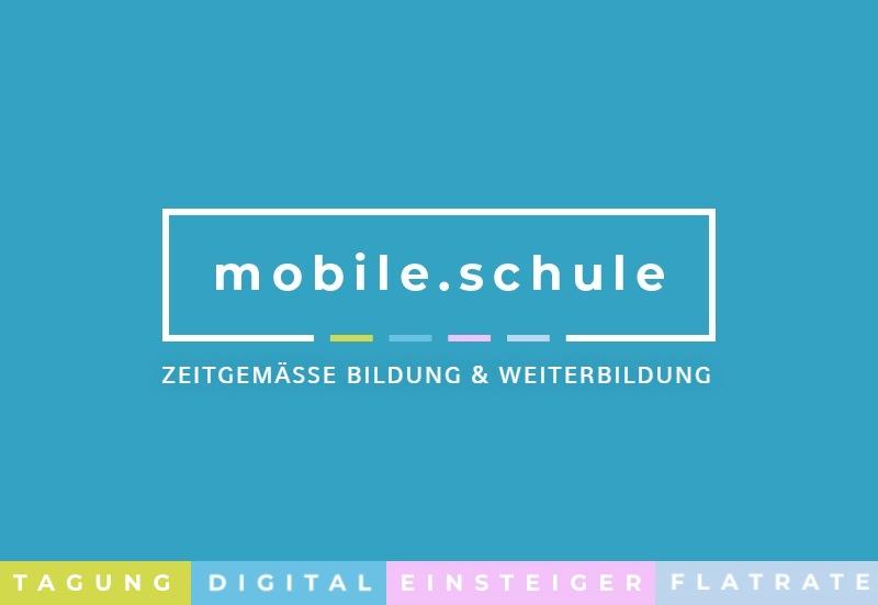 mobile.schule GmbH : Brand Short Description Type Here.